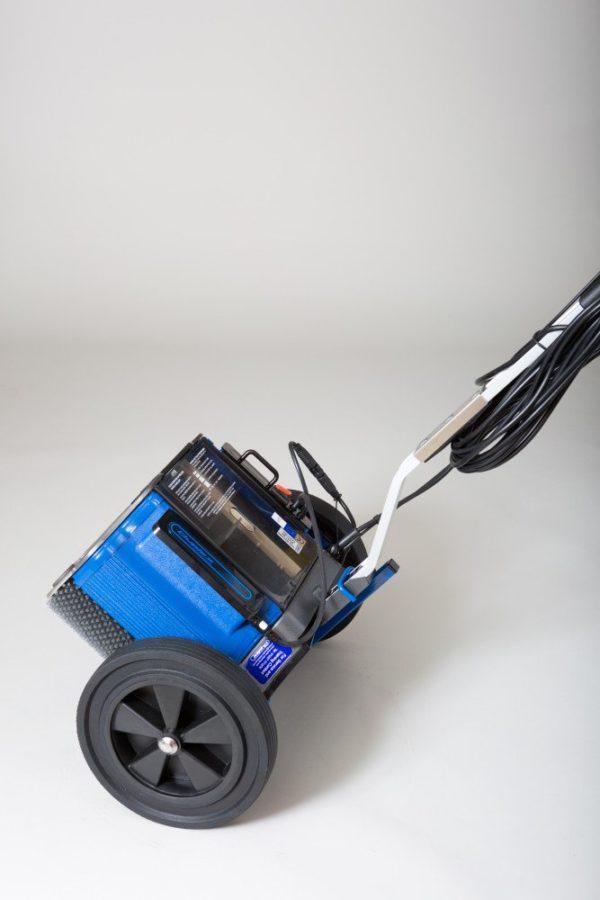 Duplex Floor Cleaning Machine Trolley