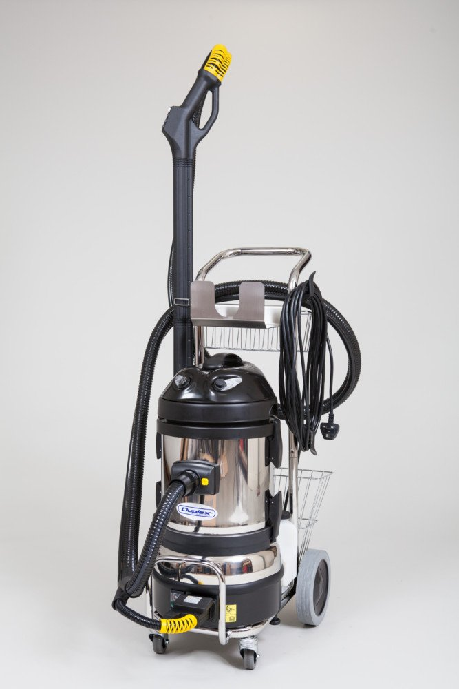 Jet Vac Eco Steam Cleaner Duplex Cleaning Machines