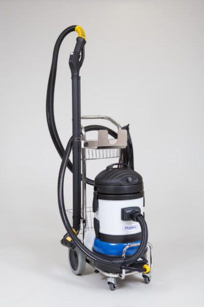 Jet Vac Alpha Steam & Vacuum Cleaning Machine and Infection Control