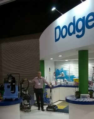 Dodge Stand at the National Funeral Exhibition