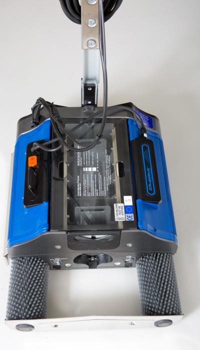 duplex 420 floor steam cleaner industrial floor steam cleaner