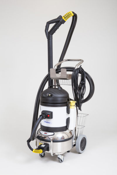 Jet Vac Ultima Vacuumated Steam Cleaner