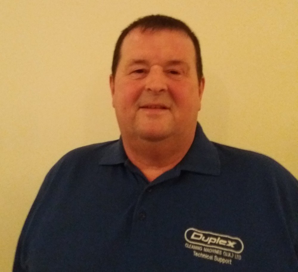 Gary Davis : Field Service Engineer, North & Scotland