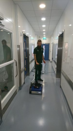 Clean Floors With Steam
