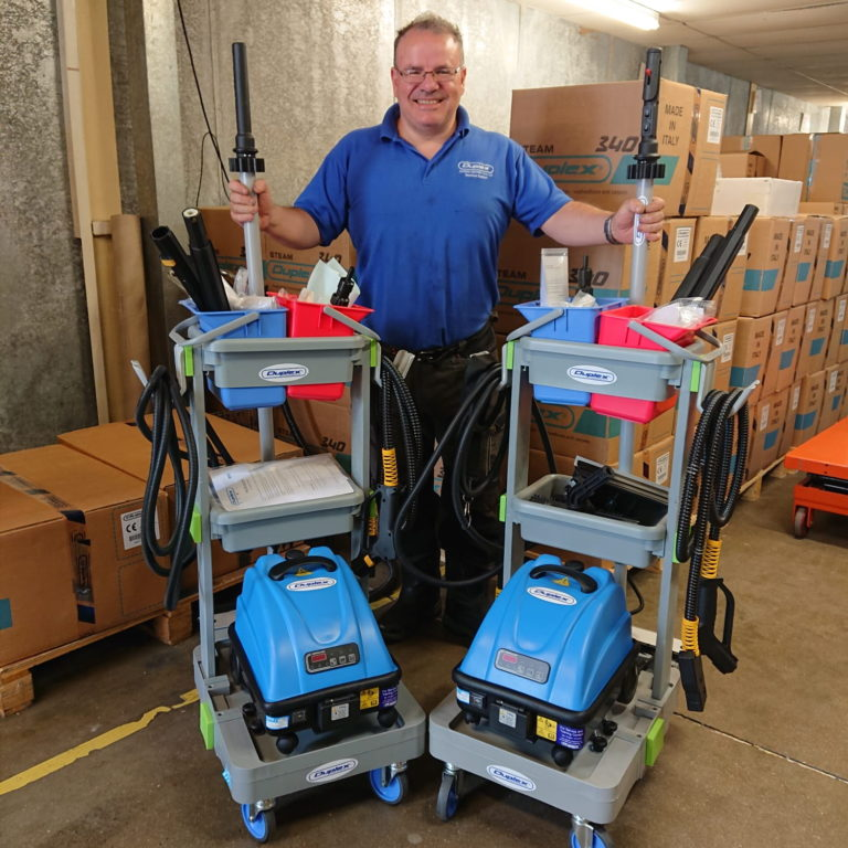 Janitorial Steam Systems